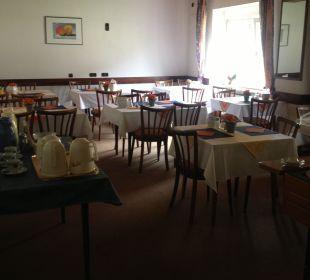 Frühstücksraum Gasthof Königshof Edersee