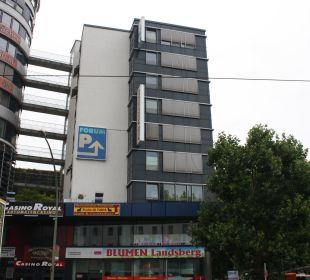 Außenansicht_01 Vienna House Easy Berlin