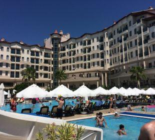 Schöne Anlage Side Sun Bella Resort & Spa