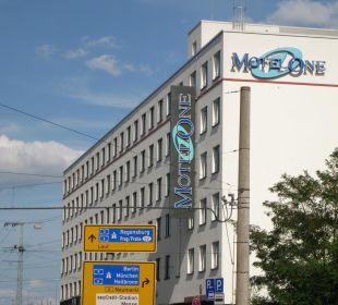 Motel One von Aussen Motel One Nürnberg-City