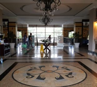 Lobby Hotel Can Garden Resort