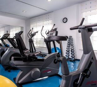 Fitnessbereich Hotel Travel Charme Kurhaus Sellin