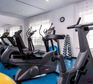 Fitnessbereich Hotel Travel Charme Kurhaus Sellin