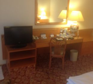 Schreibtisch Welcome Hotel Residenzschloss