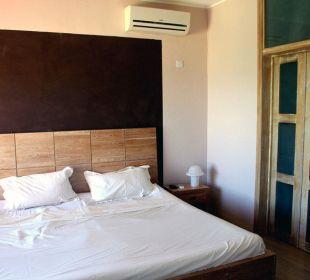 Penthouse Schlafzimmer Gästehaus Bellevue