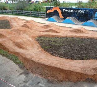 Pumptrackanlage Funsport-, Bike- & Skihotelanlage Tauernhof