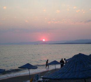 Sonnenuntergang Hotel Günes