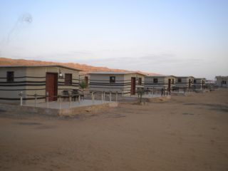 Tented Camp Arabian Oryx Camp