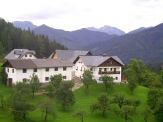 Bergbauernhof Klein Schöntal