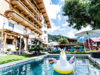 Alpenhotel Tyrol - Adults only