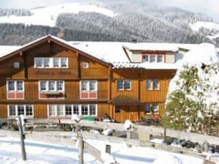 Hotel Waldgasthaus Lehmen