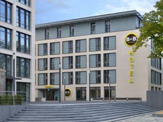 B&B Hotel Braunschweig-City