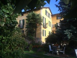 Romantik & Swiss Historic Hotel Villa Carona