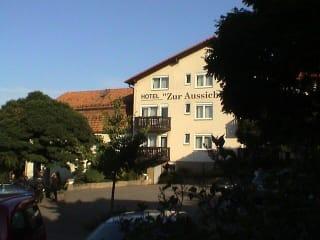Hotel zur Aussicht