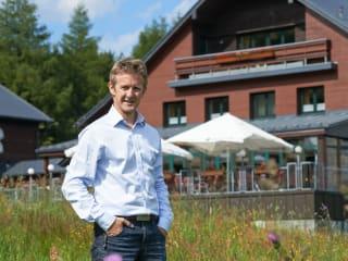 Hotel Jens Weissflog