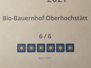 Bauernhof Oberhochstätt