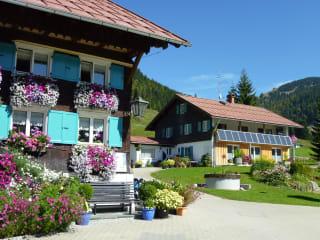 Bauernhof Bim schwarza Stürar
