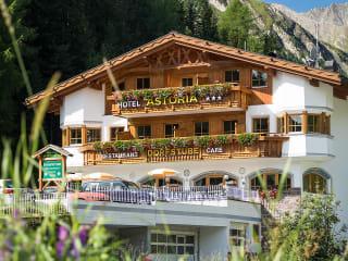 Hotel Astoria Samnaun