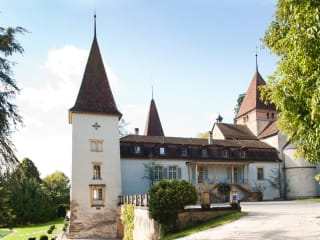 Hotel Schloss Münchenwiler