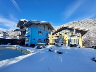 Apartments Ferienparadies Alpenglühn