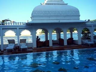 Taj Hotel Lake Palace