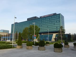 Hotel Crowne Plaza Belgrade
