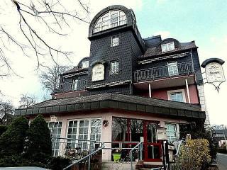 Hotel Bad Steben Rosengarten