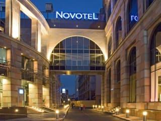 Hotel Novotel St. Petersburg Centre
