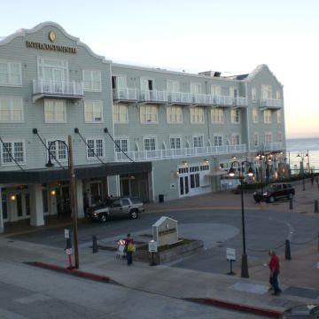 Hotel Intercontinental The Clement Monterey