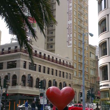 Hotel Chancellor Union Square