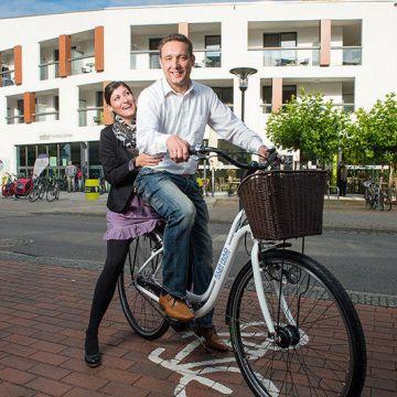 Radlon Fahrrad Komfort Hotel