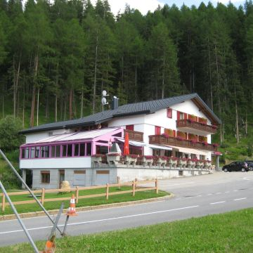 Hotel Ganterwald am Simplonpass