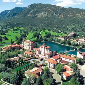 The Broadmoor - Hotel