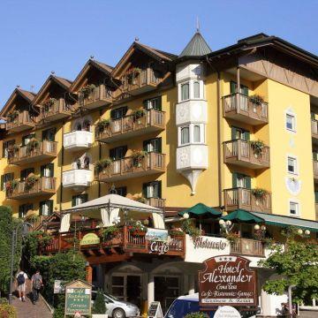 Alexander Hotel Alpine Wellness Dolomites