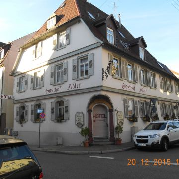 Gasthof Adler Untertürkheim