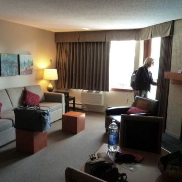 Hotel Whistler Village Inn & Suite