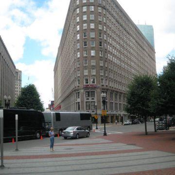 Boston Park Plaza