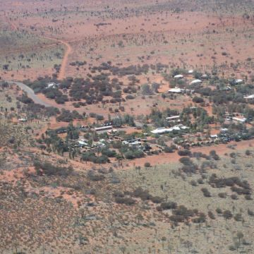 Ayers Rock Camp