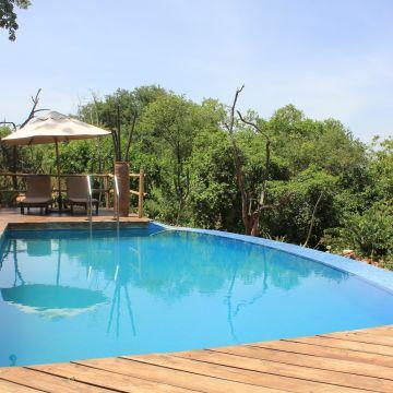 Hotel Tarangire Treetops