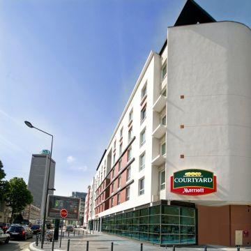 Hotel Courtyard by Marriott Paris Saint Denis