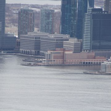 Hotel Hyatt Regency Jersey City On The Hudson