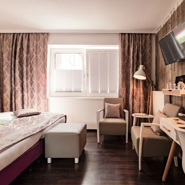 Hotel garni Retro Design