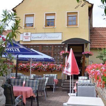 Gasthof Weininsel