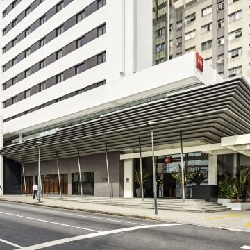 Hotel ibis Curitiba Shopping