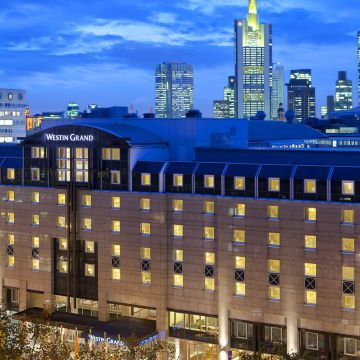 Hotel The Westin Grand Frankfurt am Main