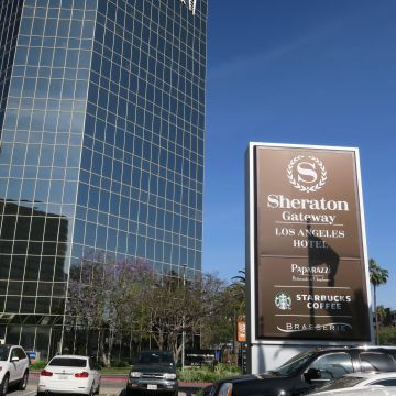 Hotel Sheraton Gateway Los Angeles Airport