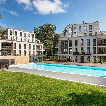 Rujana Ferienwohnungen - Villa Amalie Parkvillen Binz