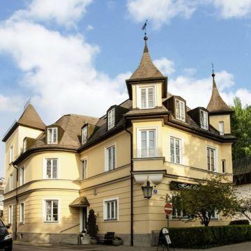 Hotel Laimer Hof Schloß Nymphenburg