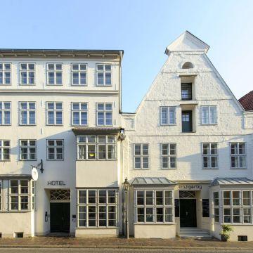 Hotel Einzigartig - Das kleine Hotel im Wasserviertel