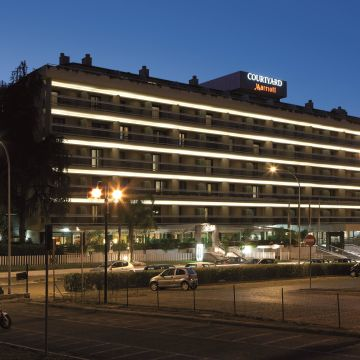 Hotel Courtyard by Marriott Rome Central Park
